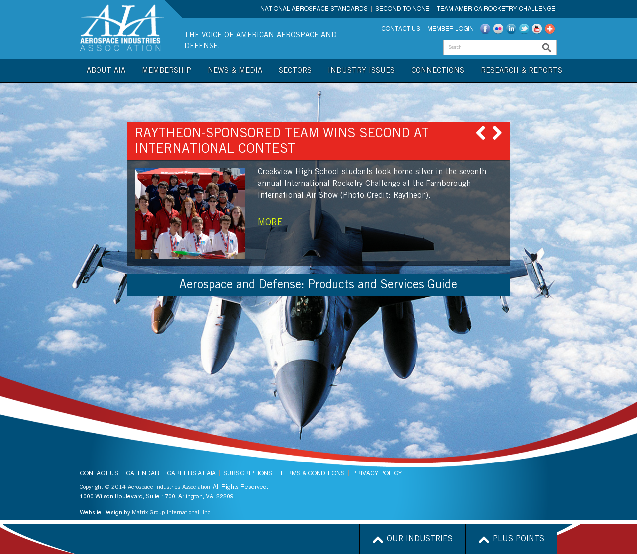 Aia Aerospace Competitors, Revenue and Employees - Owler