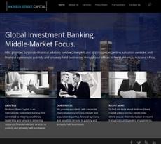 Madison Street Capital website history