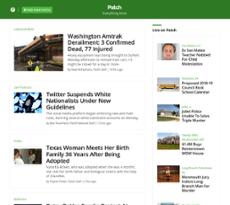 Patch website history