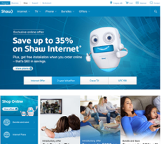 Shaw Communications Competitors, Revenue and Employees - Owler
