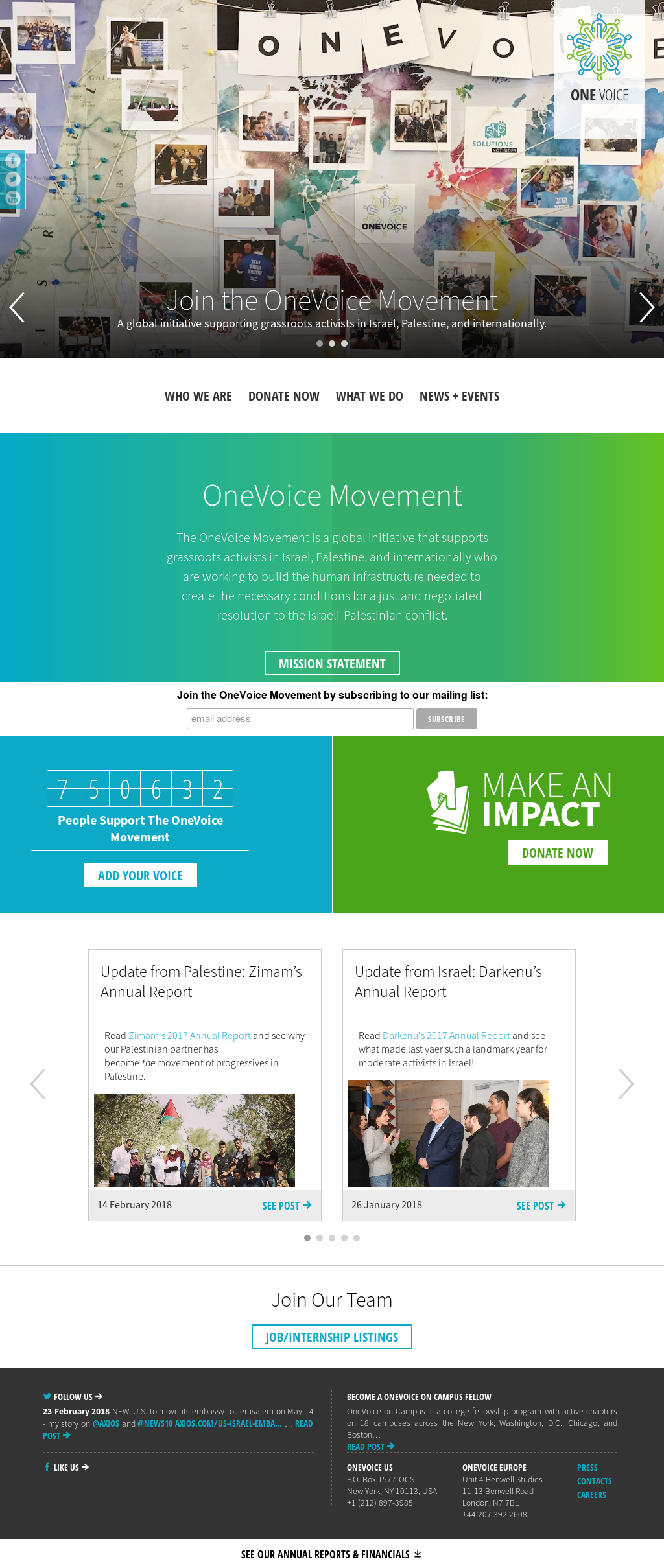 OneVoice Competitors, Revenue and Employees - Owler Company Profile