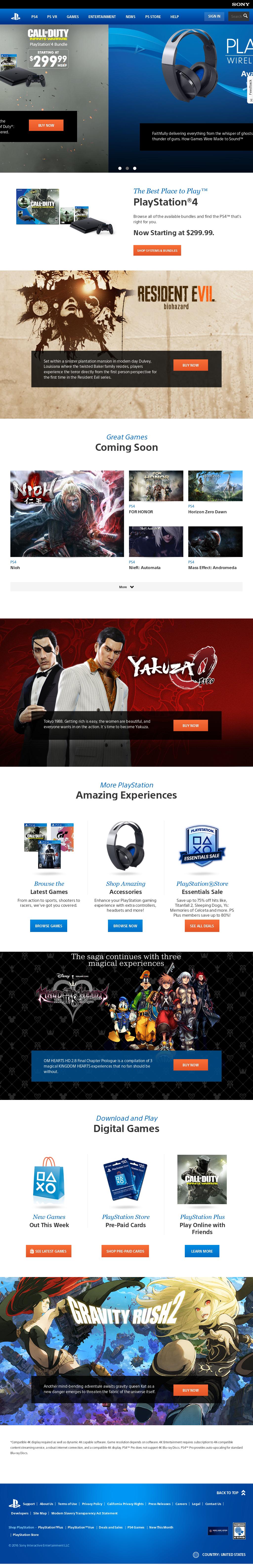playstation store 4k movies