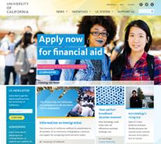 UC website history