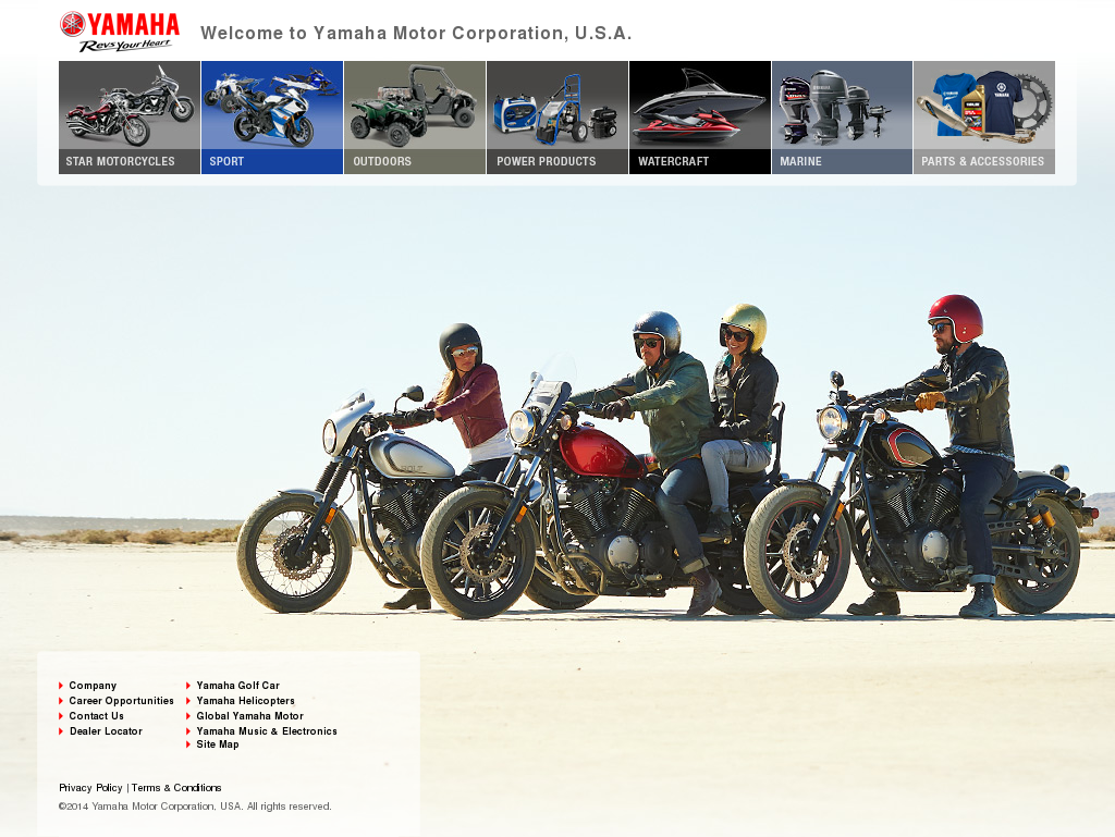 Yamaha Motor Competitors Revenue And Employees