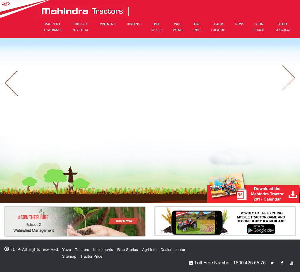 Mahindra Tractors Competitors, Revenue and Employees - Owler