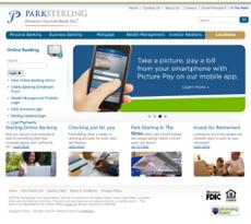 Provident Community Bank website history