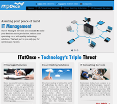 ITatOnce website history