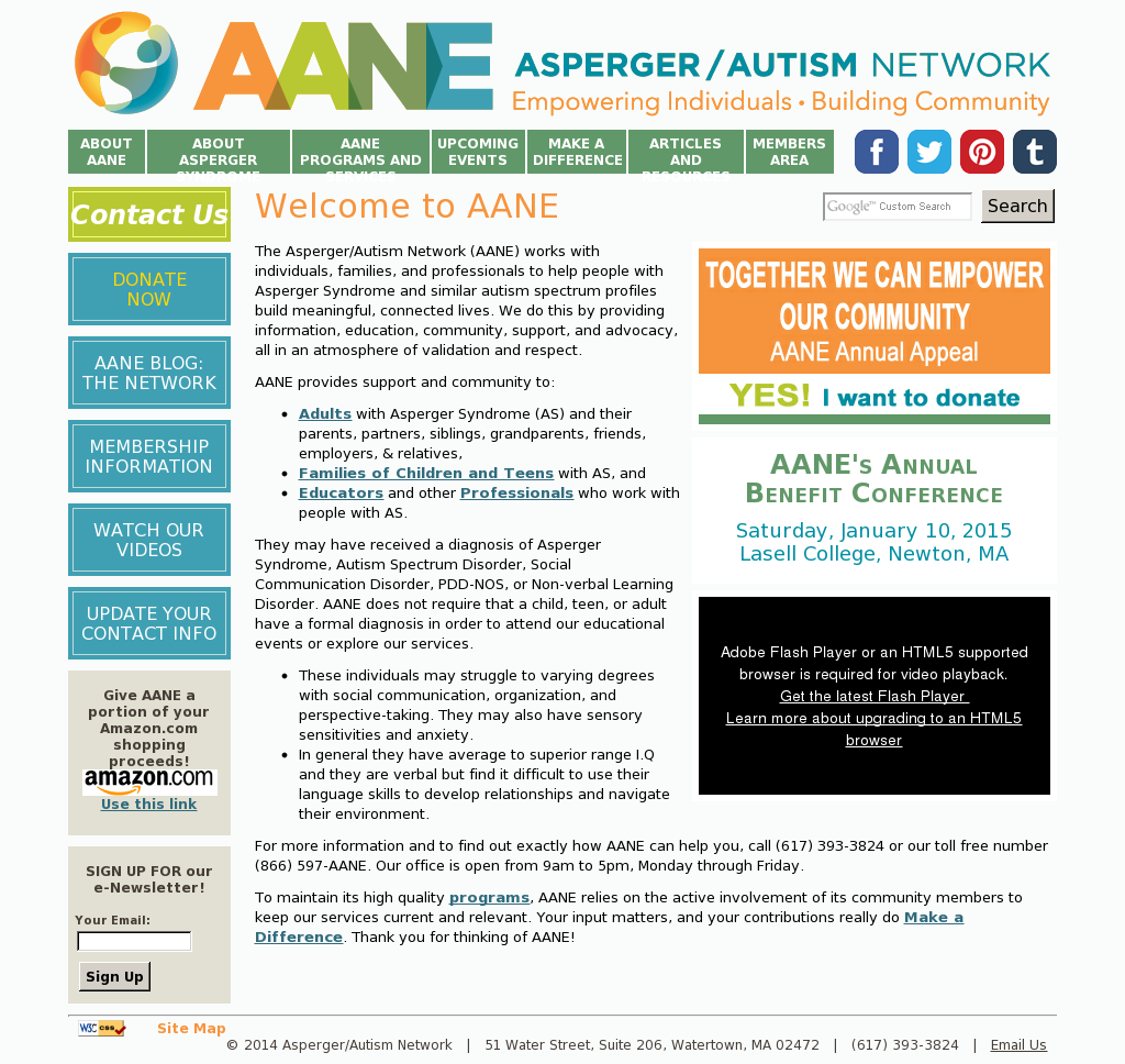 Aane Conference At Lasell College >> Aane Competitors Revenue And Employees Owler Company Profile