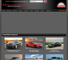 HPE website history