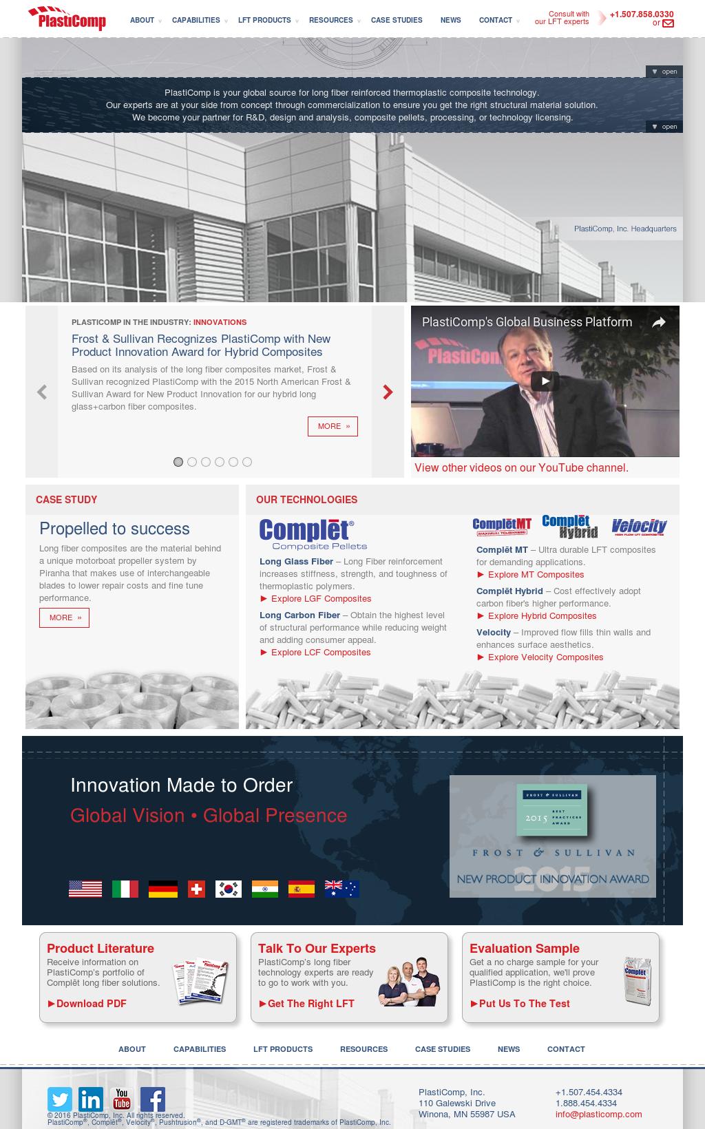 Plasticomp Competitors, Revenue and Employees - Owler Company Profile