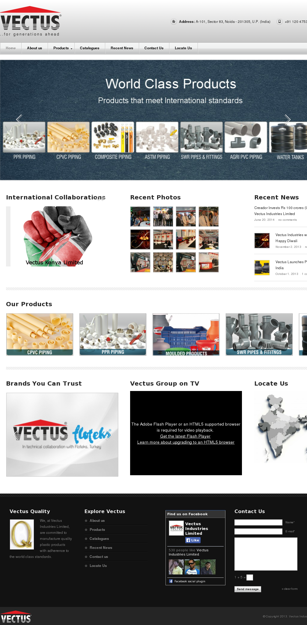 Vectus Industries Competitors, Revenue and Employees - Owler