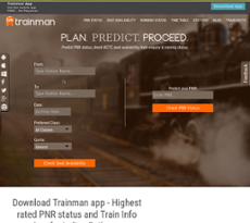 Trainman Competitors, Revenue and Employees - Owler Company