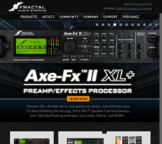 Fractal Audio Sytems Competitors, Revenue and Employees - Owler