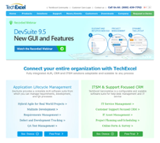 TechExcel website history