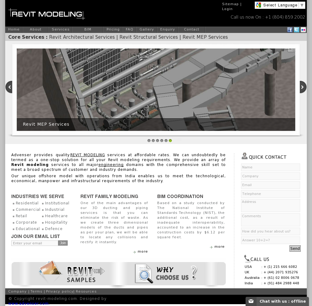 REVIT Modeling Competitors, Revenue and Employees - Owler Company