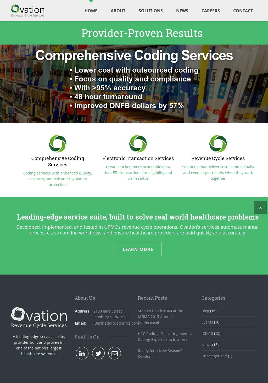 Ovationrcs Competitors, Revenue and Employees - Owler