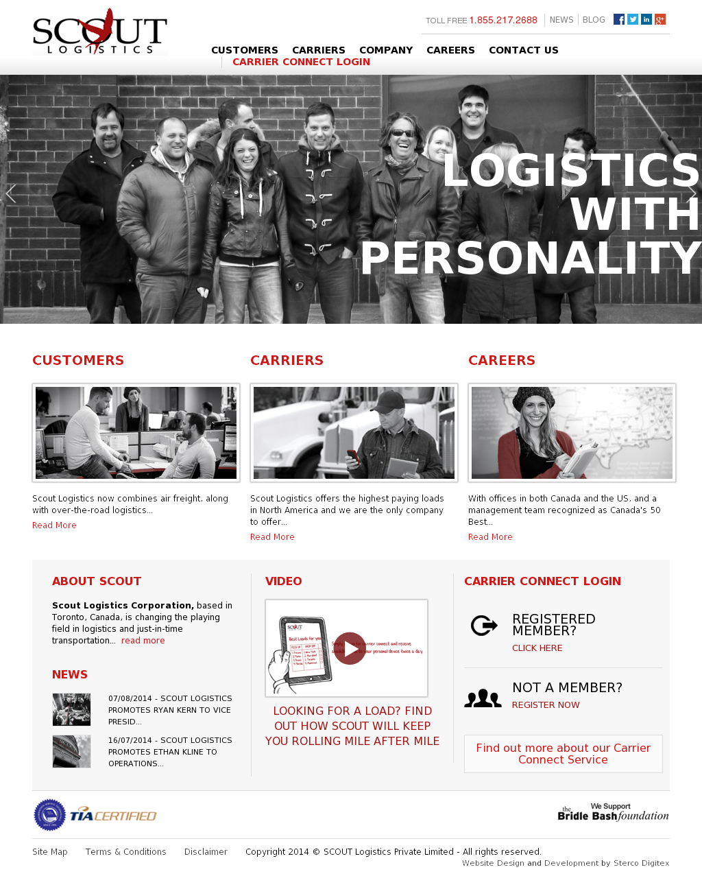 Scout Logistics Competitors, Revenue and Employees - Owler