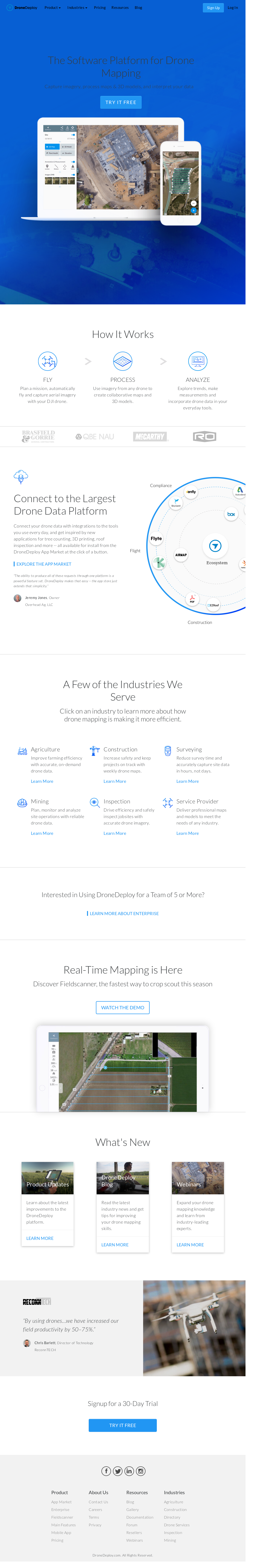 DroneDeploy Competitors, Revenue and Employees - Owler