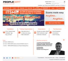 PEOPLECERT website history