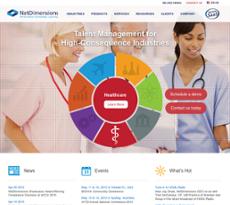NetDimensions website history