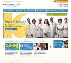 Kelsey-Seybold website history