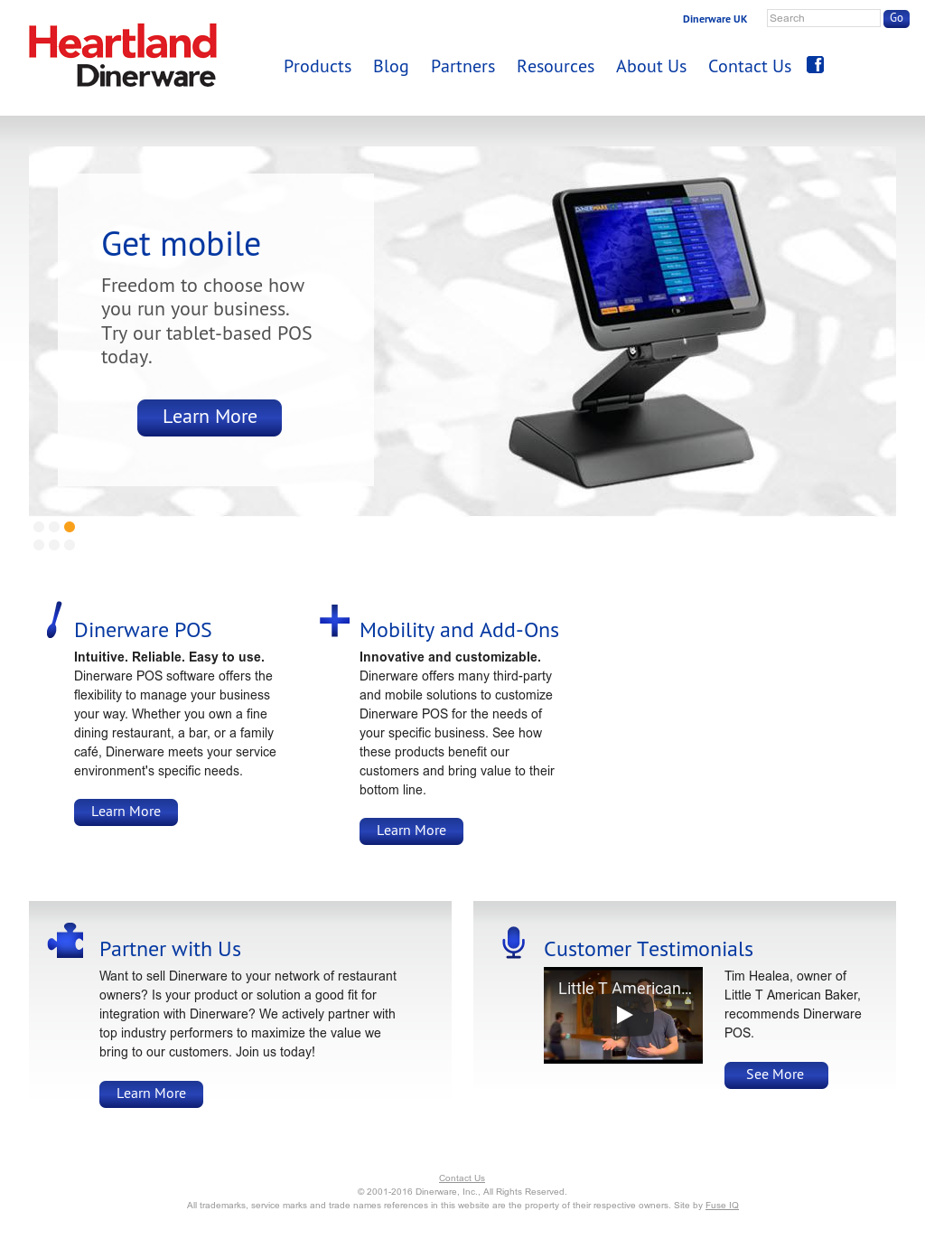 Dinerware website history  sc 1 st  Owler & Dinerware Competitors Revenue and Employees - Owler Company Profile