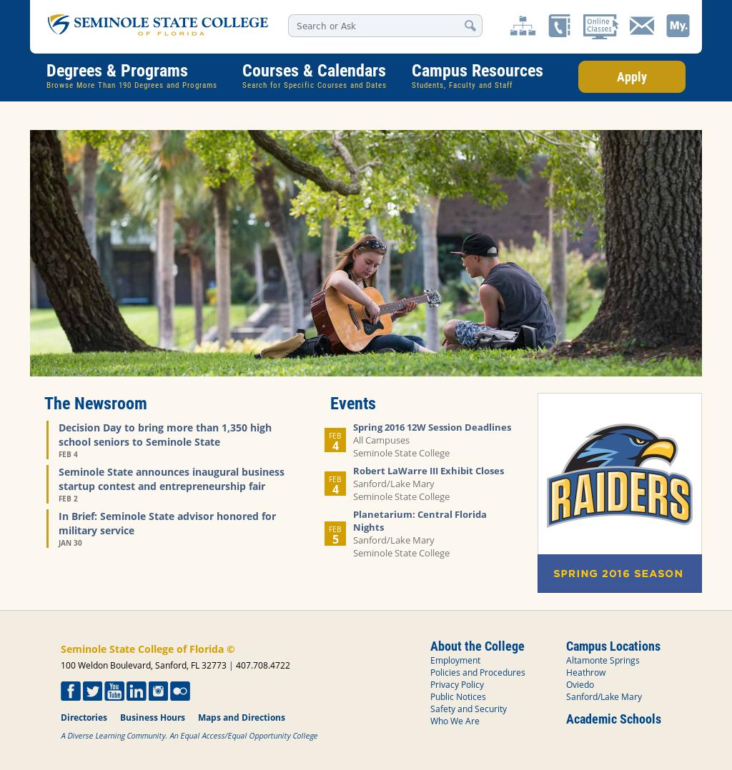 Seminole State Oviedo Campus Map.Owler Reports Seminole State College Public Paychecks Search