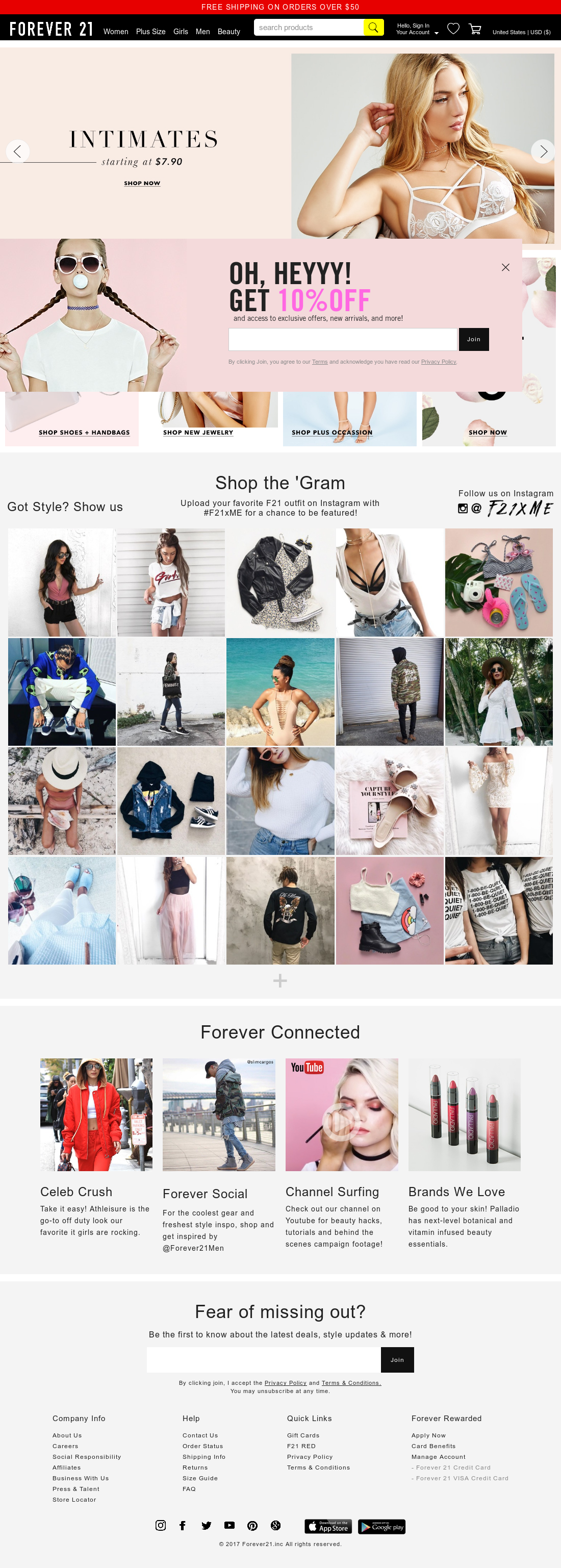 d625b94937518 Forever 21 Competitors, Revenue and Employees - Owler Company Profile
