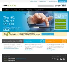 1 EDI Source website history