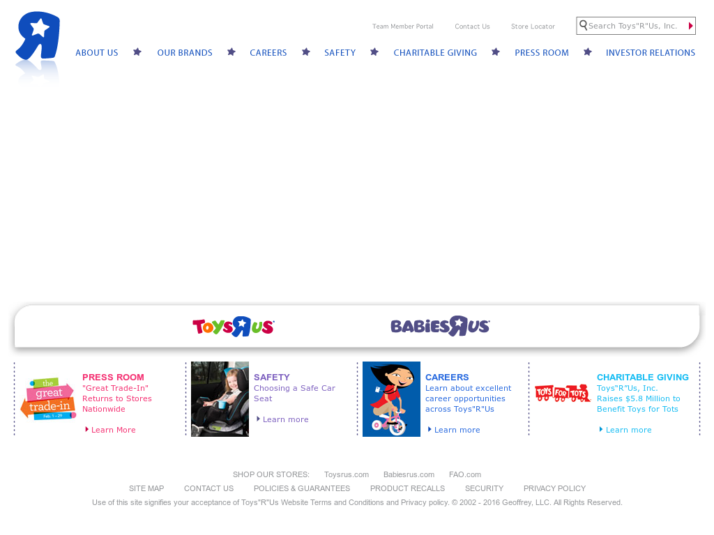 Toys R Us Competitors Revenue And Employees Owler Company Profile