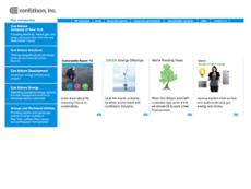 Con Edison website history