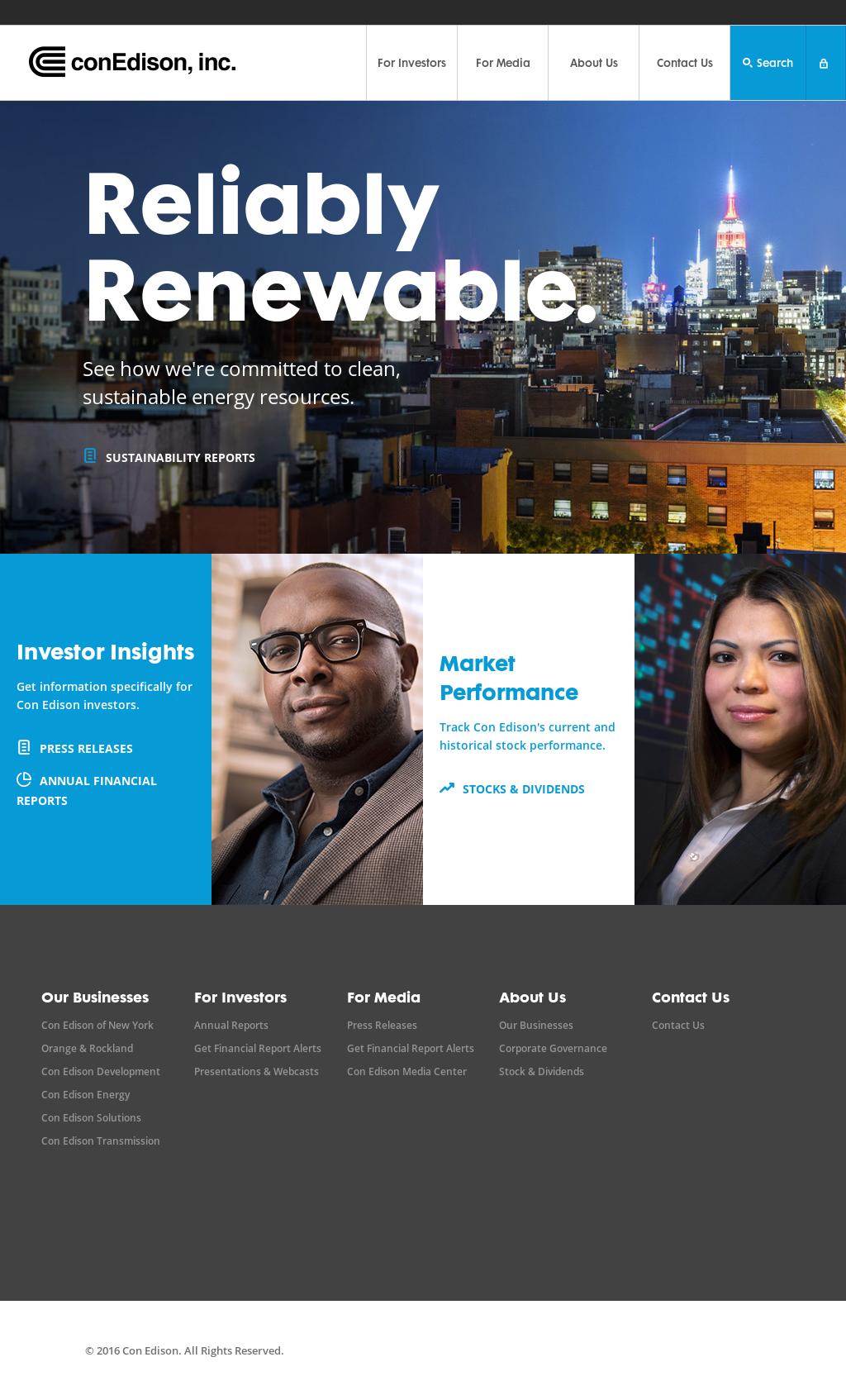 Con Edison Competitors, Revenue and Employees - Owler