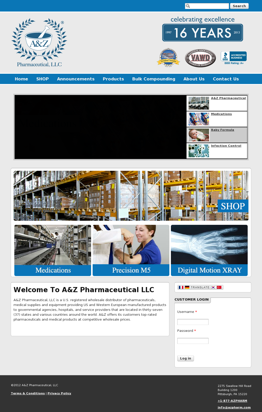 Azpharm Competitors, Revenue and Employees - Owler Company Profile