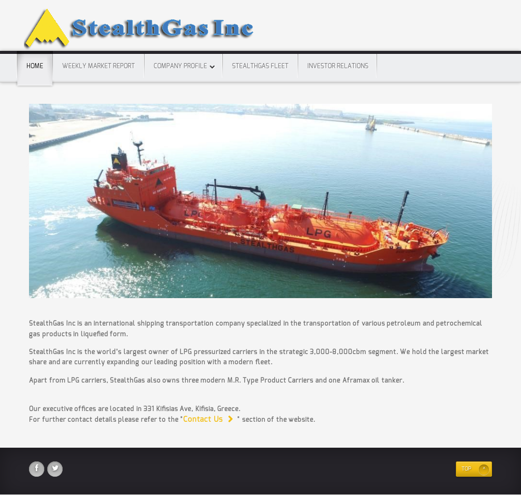 StealthGas Competitors, Revenue and Employees - Owler Company Profile