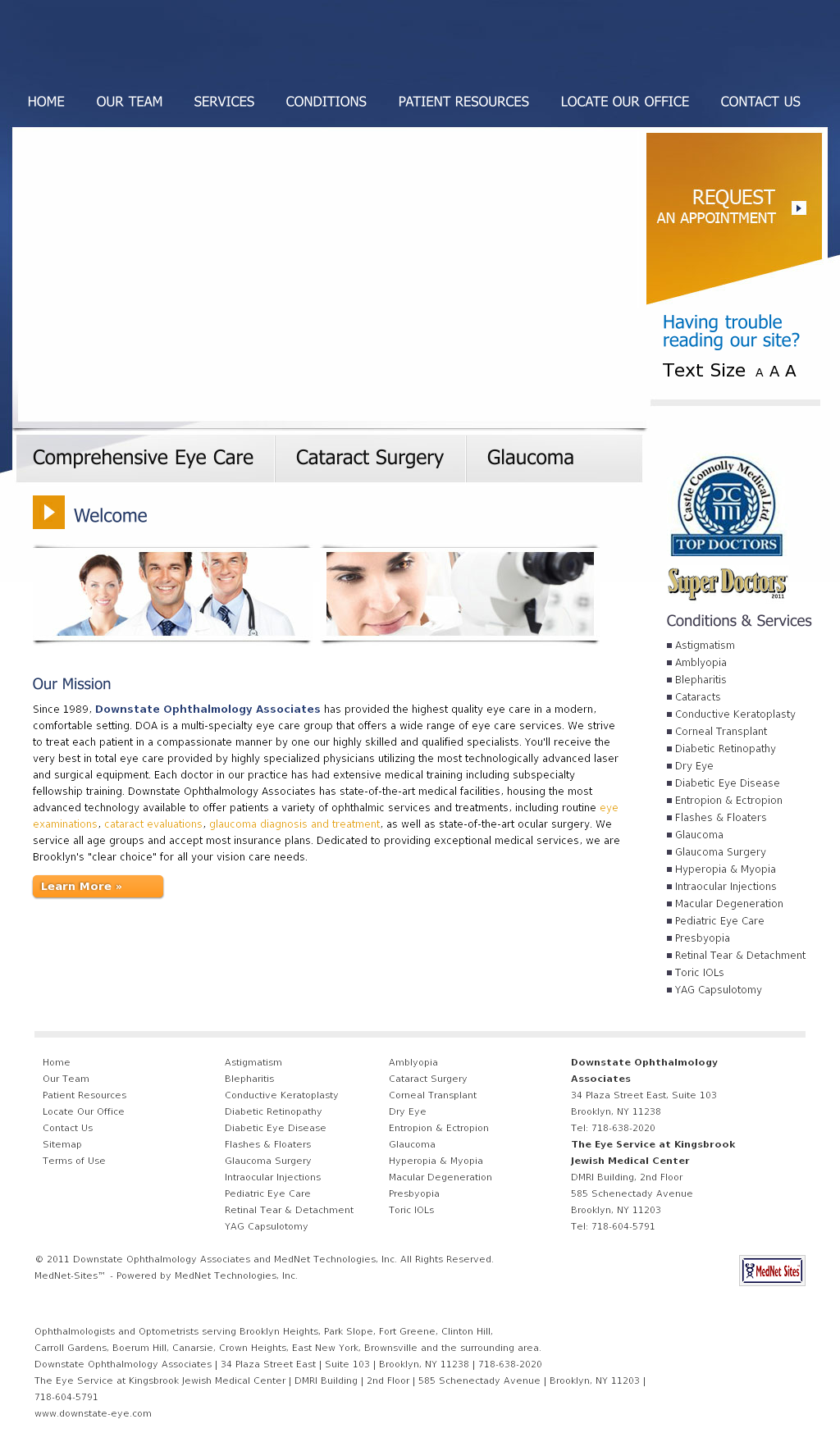 Downstate Ophthalmology Associates Competitors, Revenue and