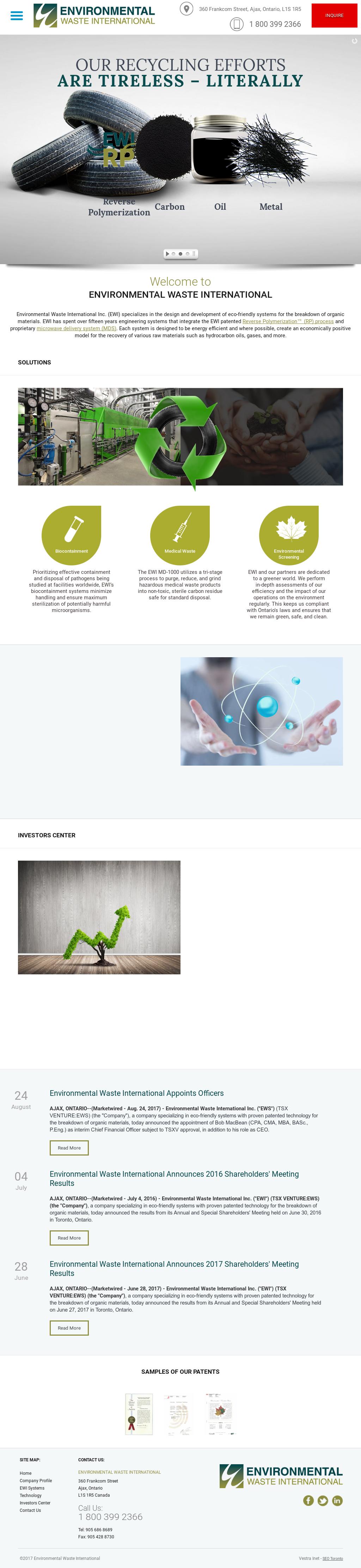 Ewi Competitors, Revenue and Employees - Owler Company Profile