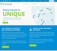 Oceanwide website history
