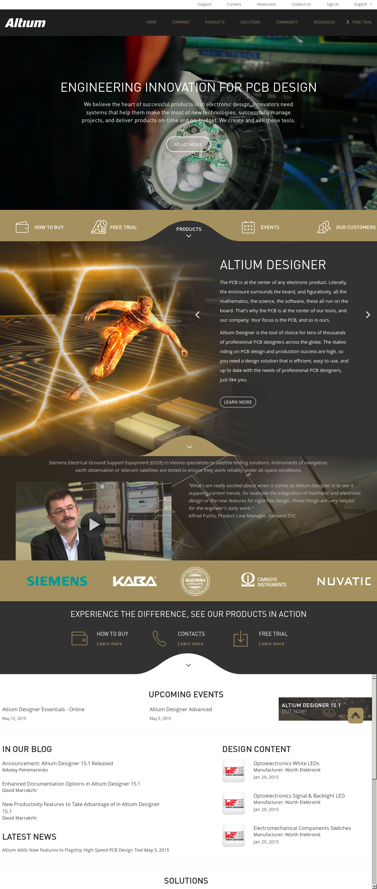 Altium Competitors, Revenue and Employees - Owler Company