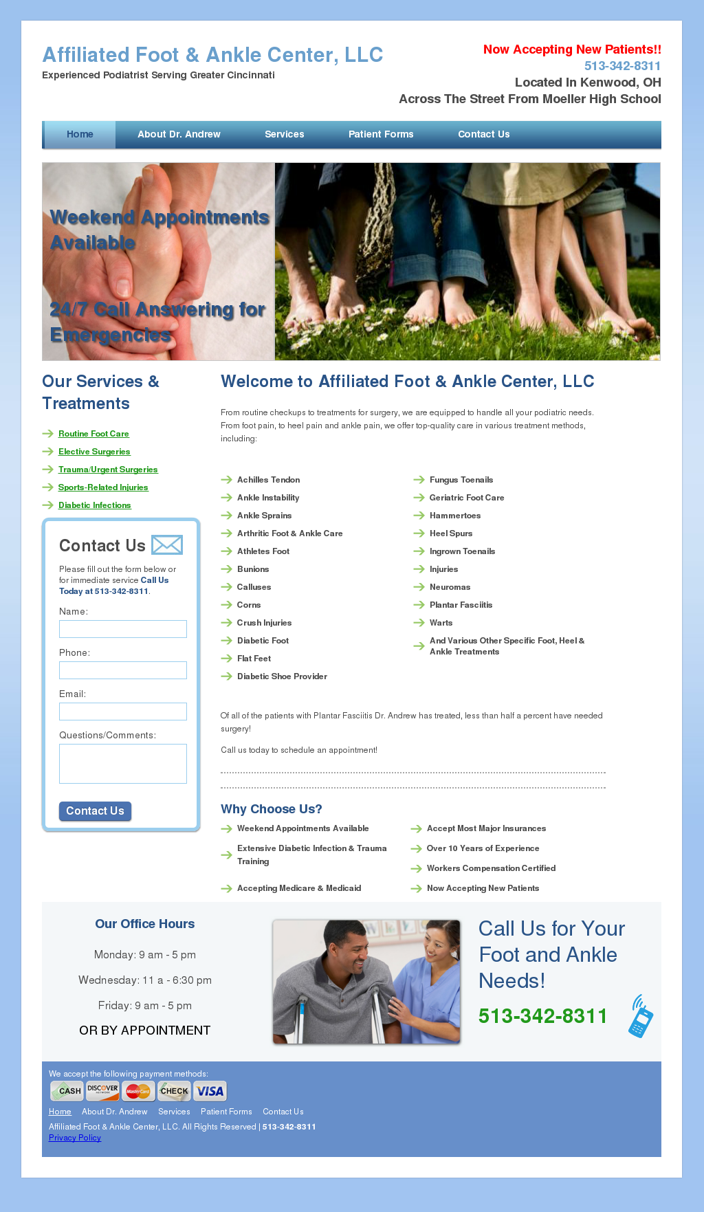 Affiliated Foot Competitors Revenue And Employees Owler Company
