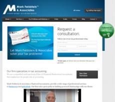 Mark Feldstein & Associates website history
