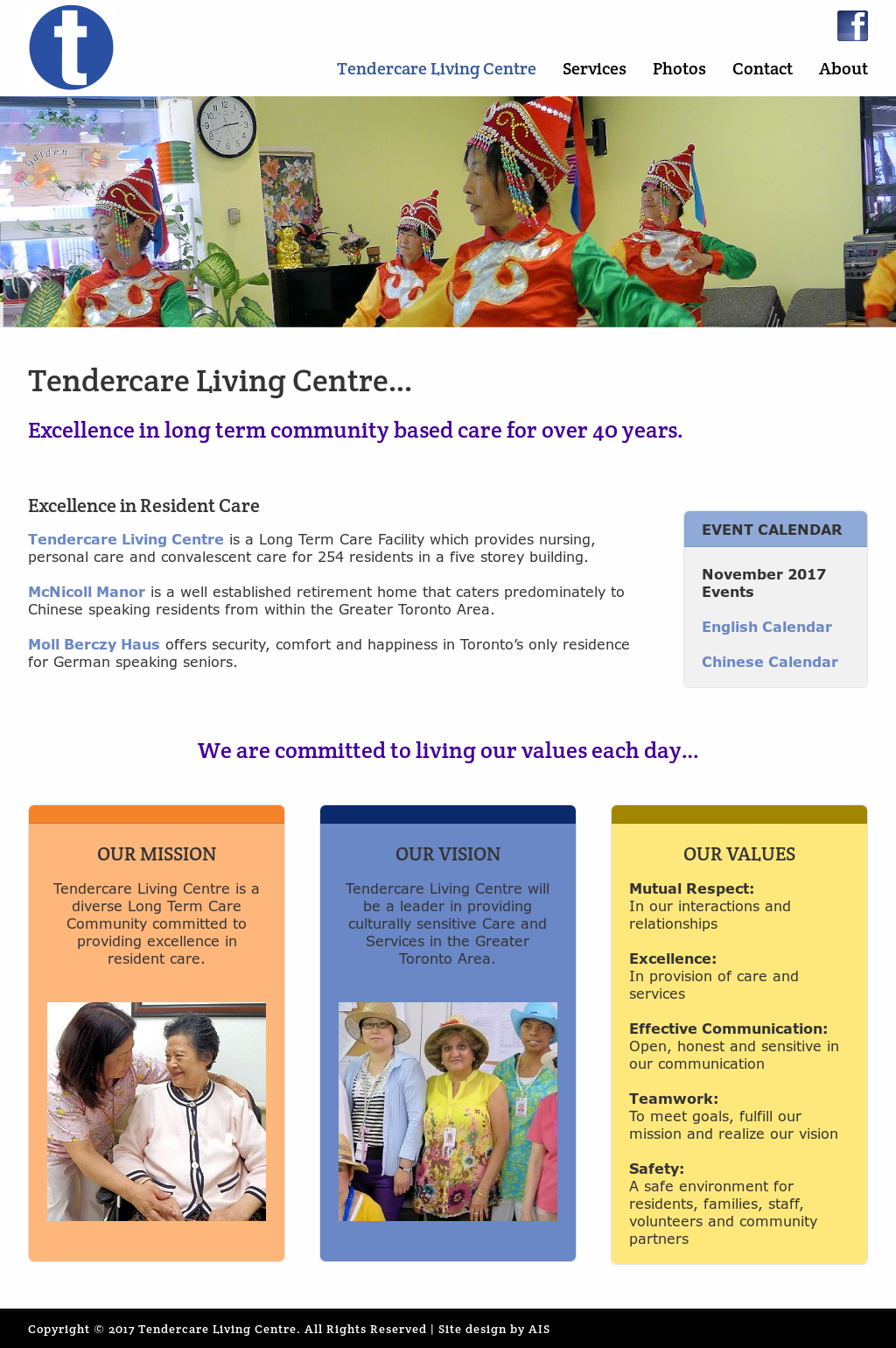 Tendercare dating site
