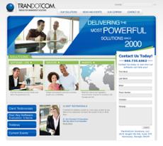 TranDotCom website history