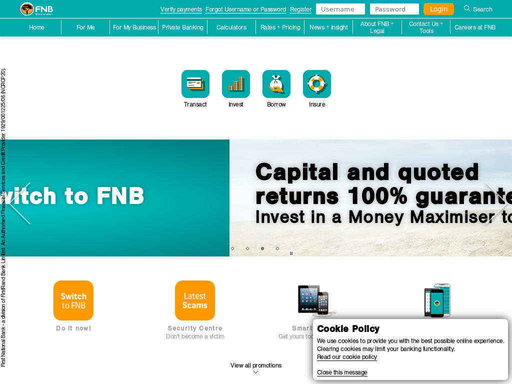FNB Competitors, Revenue and Employees - Owler Company Profile