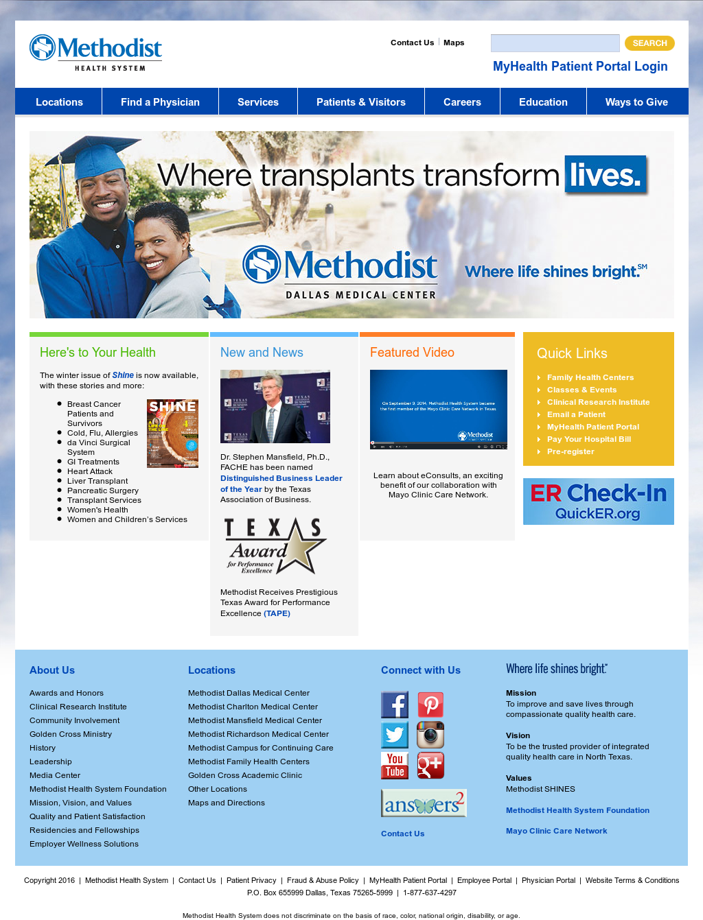 methodist dallas employee portal Why Is Everyone Talking