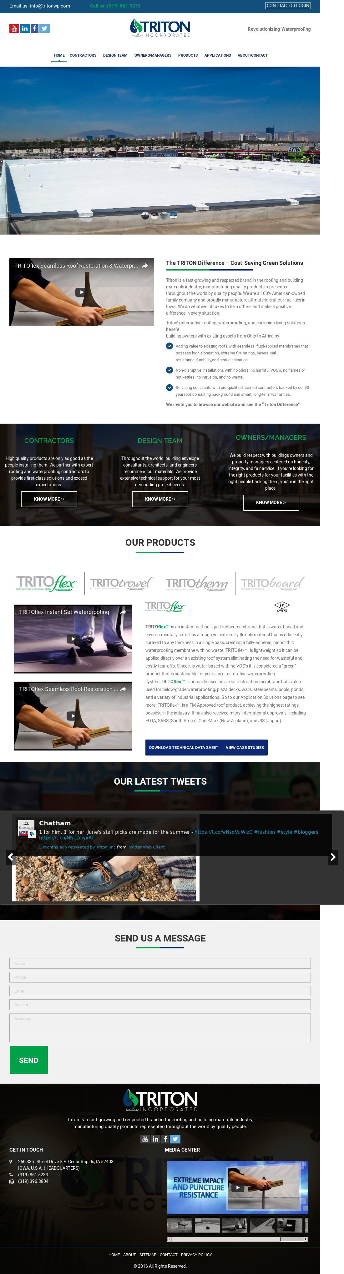 Tritonwp Competitors, Revenue and Employees - Owler Company Profile
