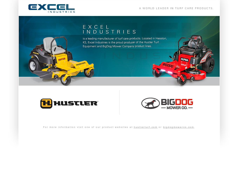 Good excel industries hustler