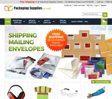 PackagingSupplies website history