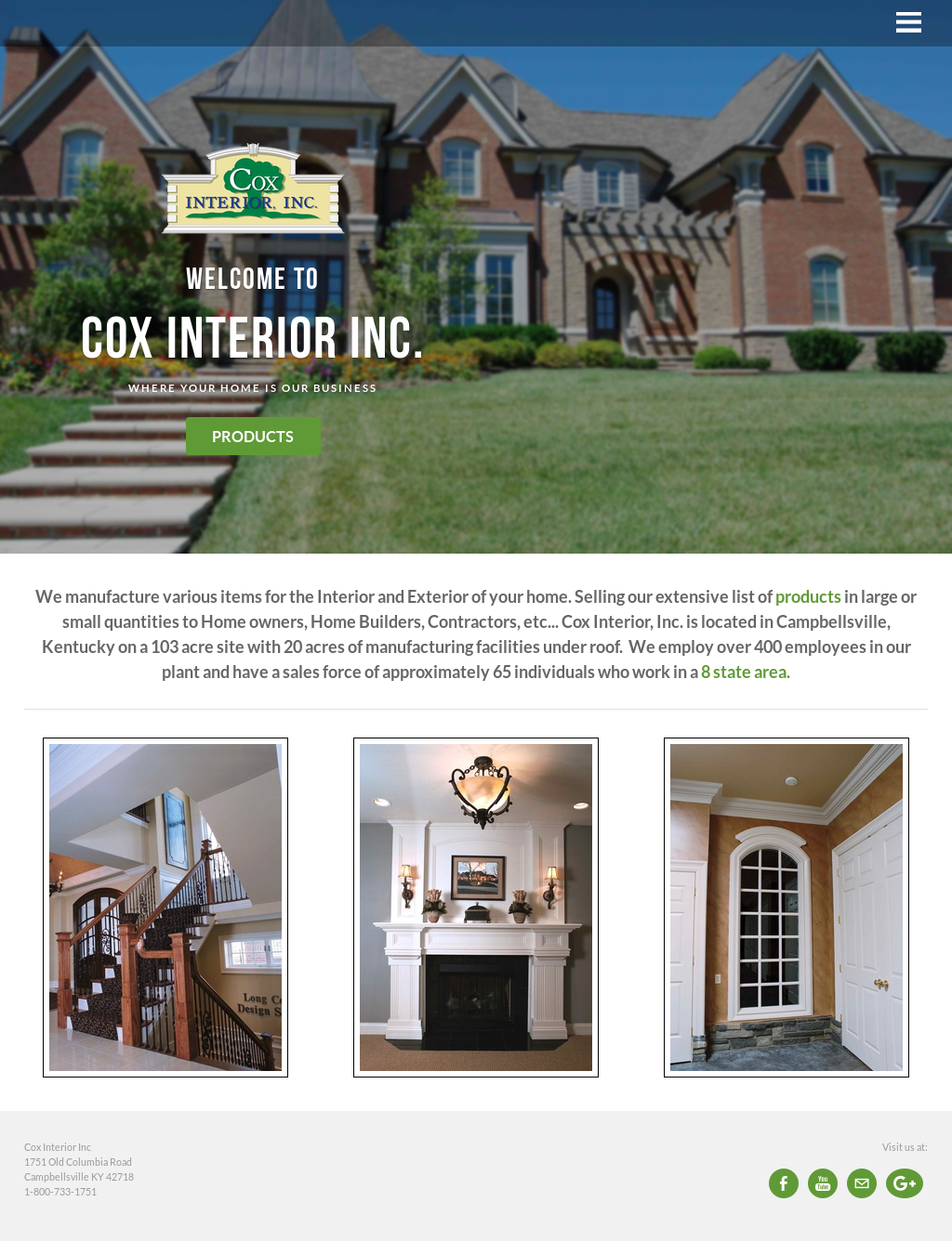 Cox Interior Competitors, Revenue And Employees   Owler Company Profile