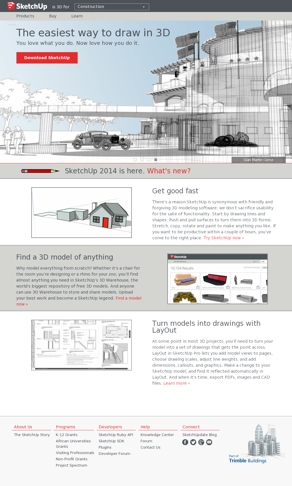 SketchUp Competitors, Revenue and Employees - Owler Company
