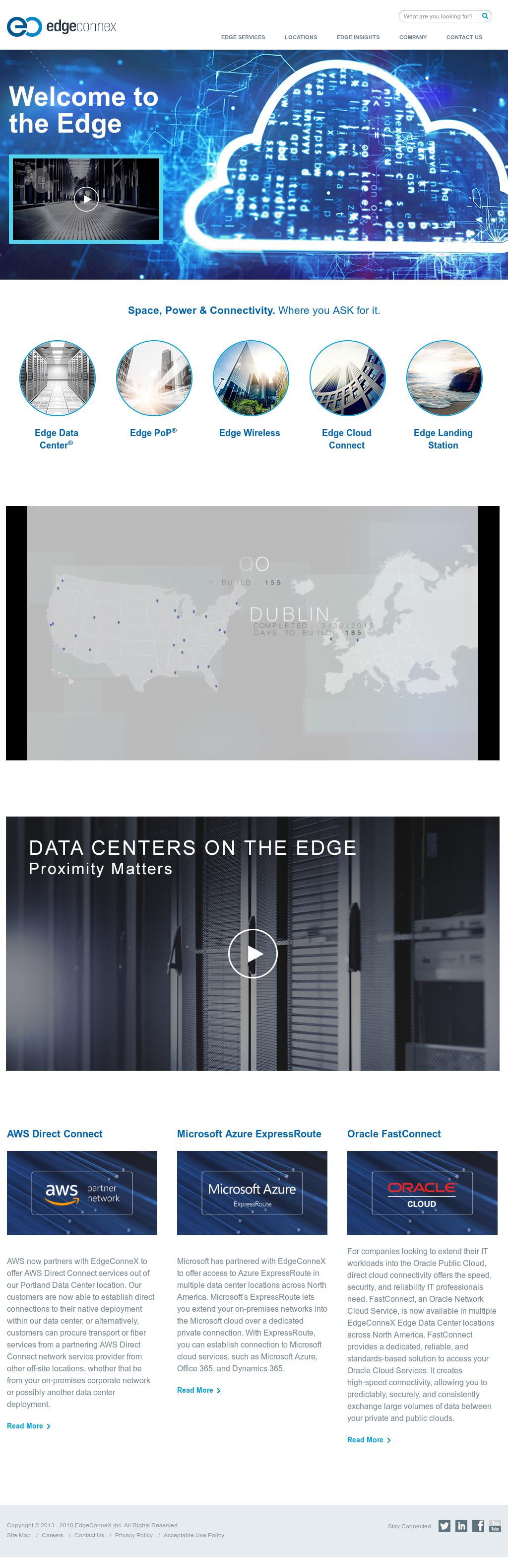 EdgeConneX Competitors, Revenue and Employees - Owler Company Profile